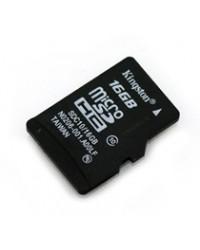 Micro SDHC 16GB Kingston (Classe 10)