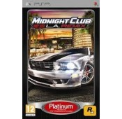 Midnight Club: LA Remix Platinum PSP