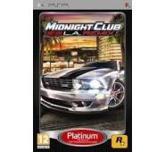 Midnight Club: LA Remix Platinum PSP