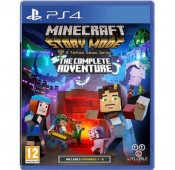 Minecraft: The Complete Adventure PS4