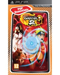 Naruto: Ultimate Ninja Heroes 2 Essentials PSP