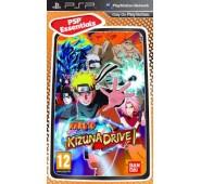 Naruto Shippuden: Kizuna Drive Essentials PSP