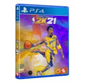 NBA 2K21 Mamba Forever edition PS4