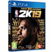 NBA 2K19 20Th Anniversary - PS4