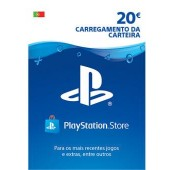 PlayStation Network Card - 20€