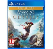 Assassin's Creed Odyssey Gold Edition - PS4