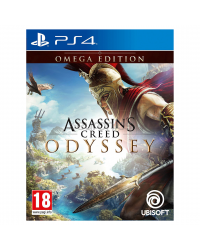 Assassin's Creed Odyssey - PS4 Omega edition