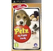 Petz: My Puppy Family Essentials PSP