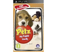 Petz: My Puppy Family Essentials PSP