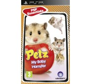 Petz: My Baby Hamster Essentials PSP