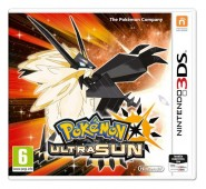 Pokémon Ultra Sun 3DS
