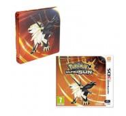 Pokémon Ultra Sun - Edição Especial Caixa Metálica 3DS