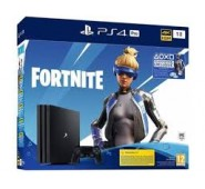 Consola Sony PS4 Pro 1TB+Voucher Fortnite