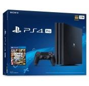 Consola Sony PS4 Pro + GTA 5