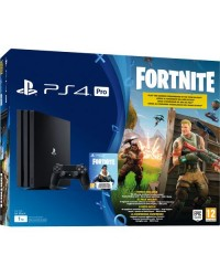 Consola Sony PS4 Pro+Fortnite