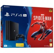 Consola Sony PS4 Pro 1TB Spider-Man