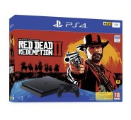 Consola Sony PS4 1TB + Red Dead Redemption 2