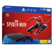 Consola Sony PS4 1TB Spider-Man