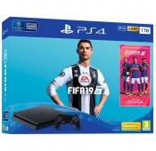 Consola PS4 Slim 1TB + Jogo FIFA 19