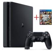 Consola Sony PS4 Slim 500GB + GTA V