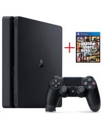 Consola Sony PS4 Slim 1TB + GTA V