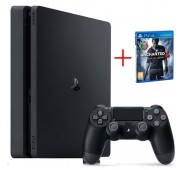 Consola Sony PS4 Slim 1TB + Uncharted 4