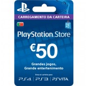 PlayStation Network Card - 50€