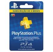 PlayStation Plus - Subscrição 90 dias