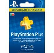 PlayStation Plus - Subscrição 365 dias
