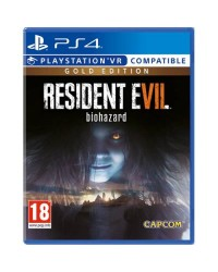 Resident Evil 7 Biohazard - Gold Edition VR PS4