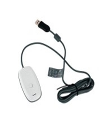 Adaptador Wireless Comandos XBOX360/PC White