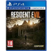 Resident Evil 7: Biohazard VR PS4