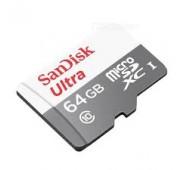 Micro SDXC 64GB Sandisk (Classe 10)