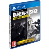 Tom Clancy's Rainbow Six Siege Advanced Edition PS4