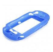 Proteção de Silicone PS VITA 2000 (Azul)