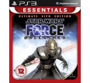 Star Wars: Force Unleashed - The Ultimate Sith Edition Essentials PS3