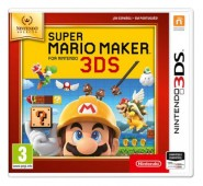 Super Mario Maker - Nintendo Selects 3DS