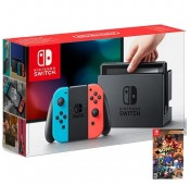 Consola Nintendo Switch Neon + Sonic Forces