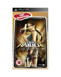 Lara Croft Tomb Raider Anniversary Essentials PSP