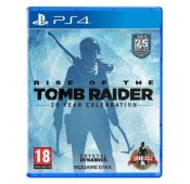 Rise Of Tomb Raider 20 Year Celebration PS4