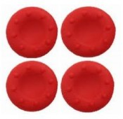 Capas silicone analogicos dualshock PS3/PS4/Xbox One Red