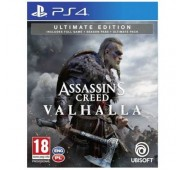 Assassin's Creed Valhalla Ultimate - PS4