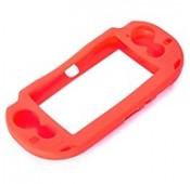Proteção de Silicone PS VITA 2000 (RED)