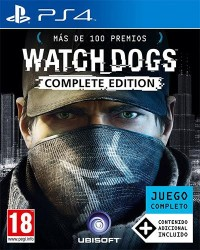 Watch Dogs Complete Edition PS4