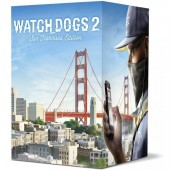 Watch Dogs 2 San Francisco Edition PS4