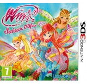 Winx Club: Salvar Alfea 3DS