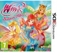 Winx Club: Salvar Alfea 3DS