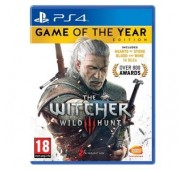 The Witcher 3: Wild Hunt Game Of The Year Edition PS4