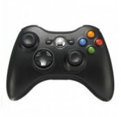 Comando Wireless  Xbox 360 (Preto)